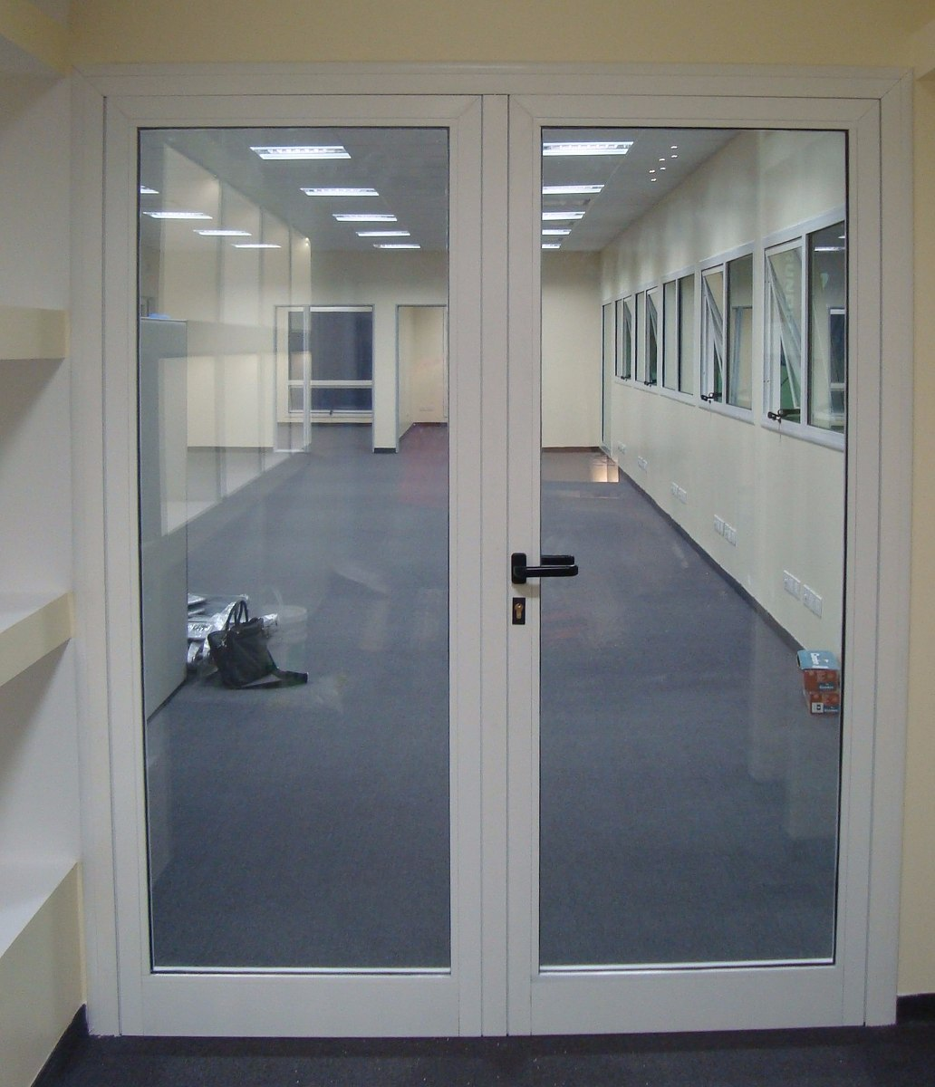 Cristalmad aberturas home for Puertas dobles para exterior