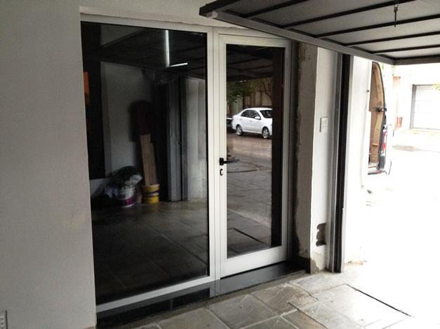 Cristalmad aberturas trabajos a medida Puerta balcon aluminio medidas